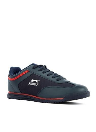 Slazenger Slazenger Mojo I Sneaker Erkek Ayakkabı    Lacivert